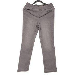 Gloria Vanderbilt Avery Pull On Stretch Jeans